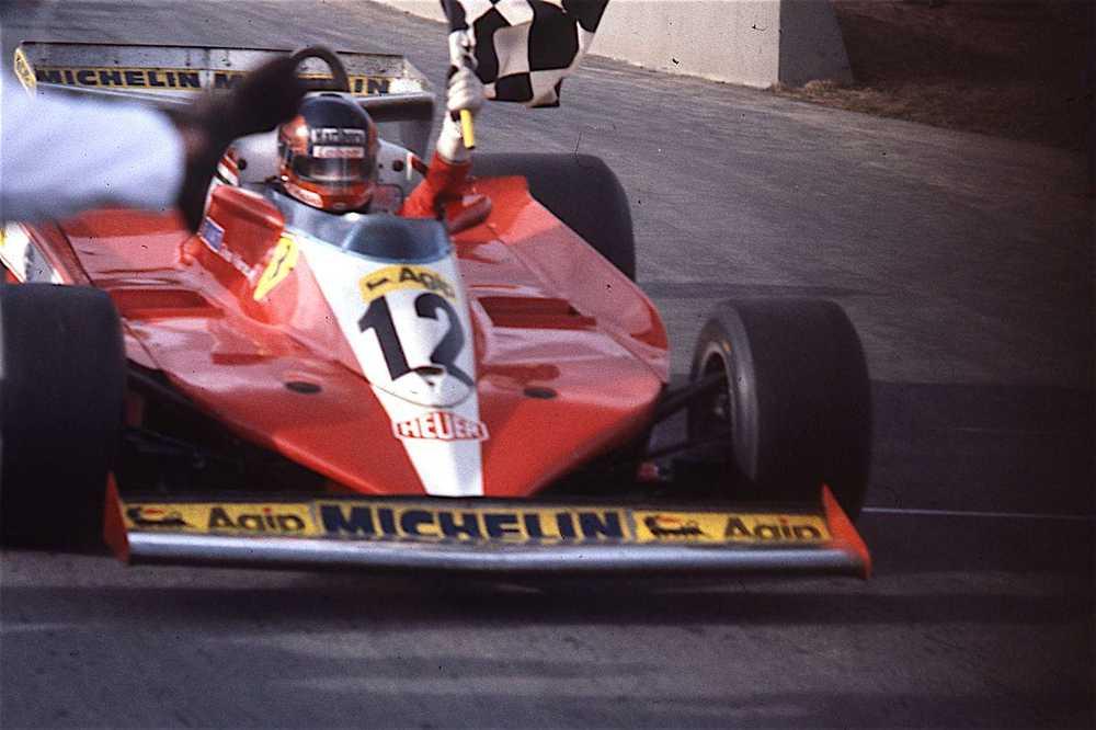 Salracing - Gilles Villeneuve | Canada 1978