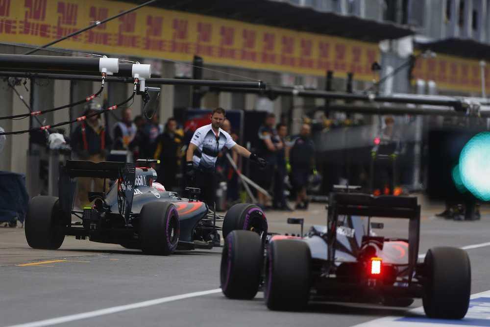 Salracing - McLaren Team