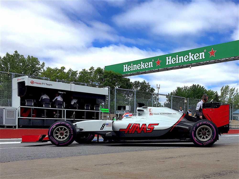 Salracing - Romain Grosjean | Haas F1 Team