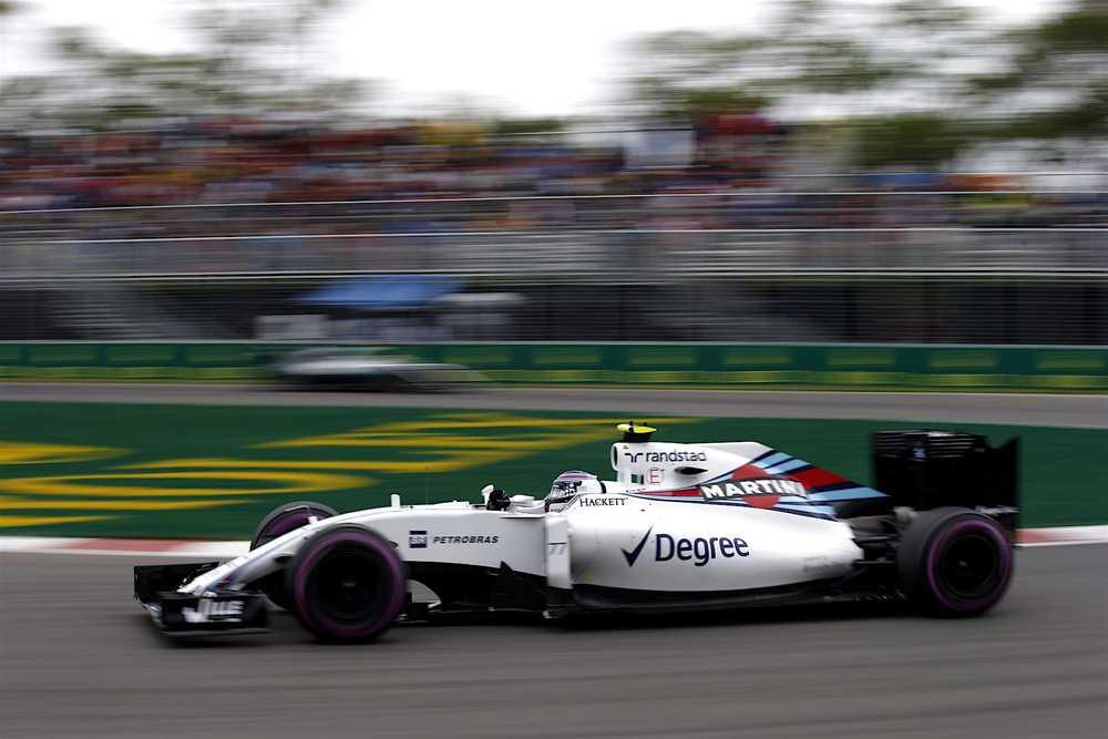 Salracing - Valtteri Bottas | Williams F1 Team
