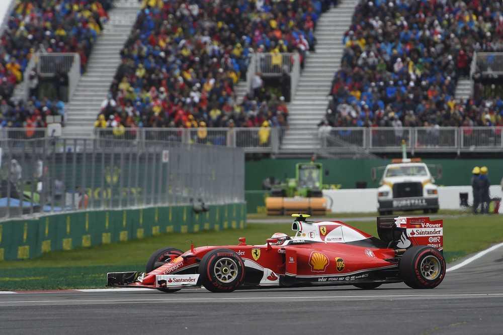 Salracing - Kimi Raikkonen | Scuderia Ferrari