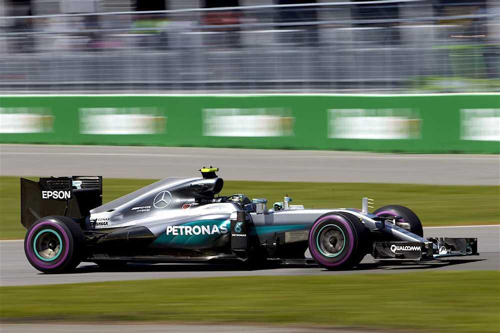 Salracing - Nico Rosberg | Mercedes