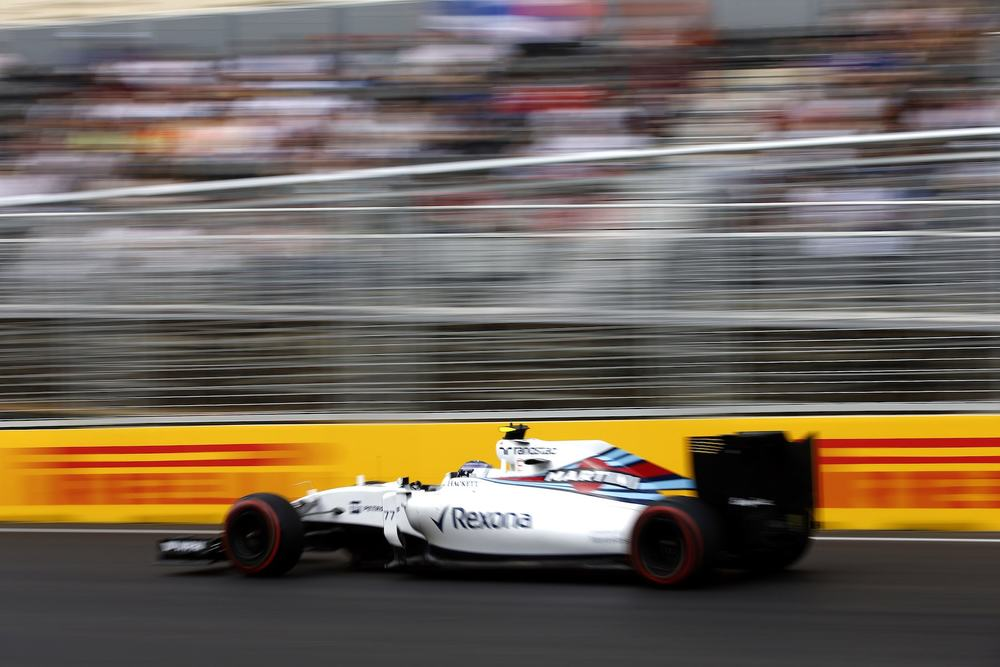 Salracing | Valtteri Bottas | Williams F1 Team