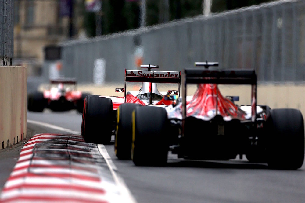 Salracing | Ferrari and Toro Rosso
