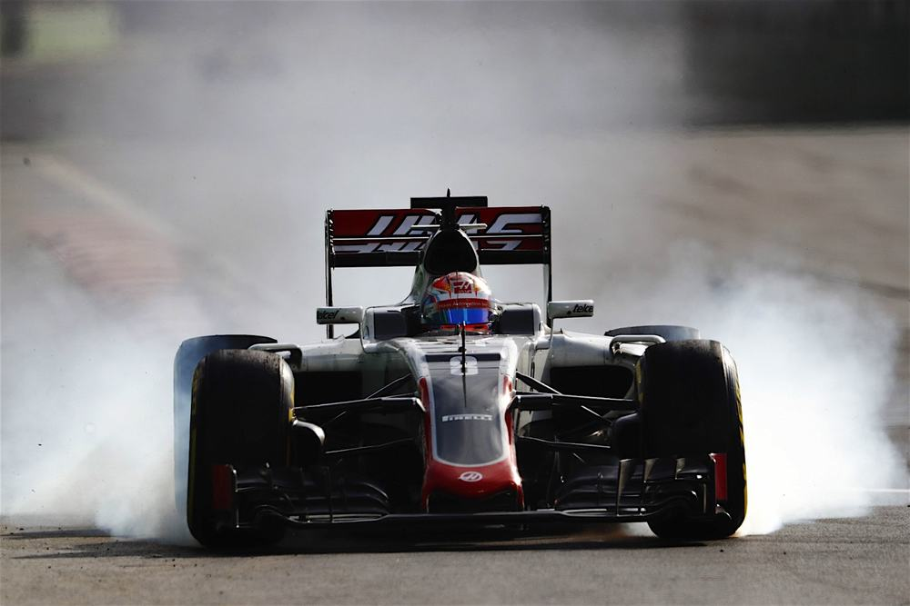 Salracing | Romain Grosjean | Haas F1 Team