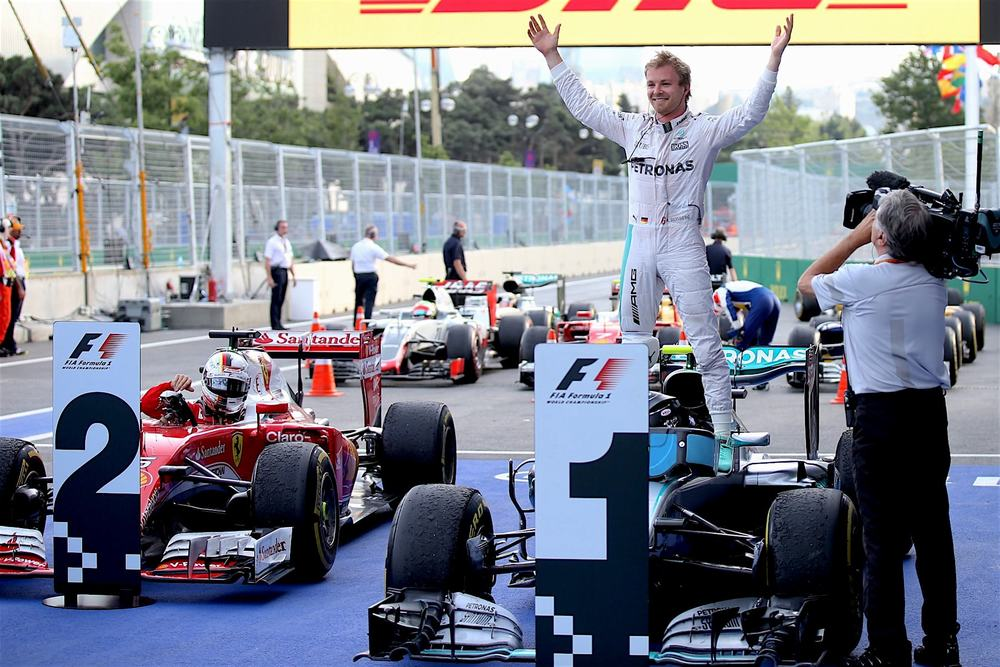 Salracing | Nico Rosberg