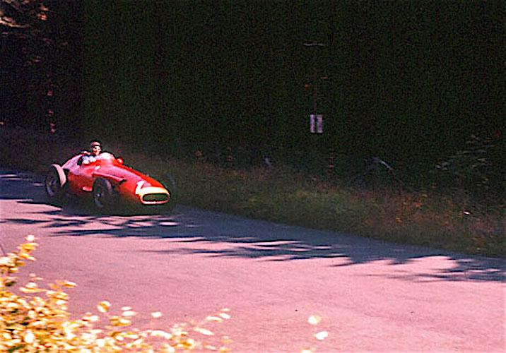 Juan Manuel Fangio | Maserati 250F