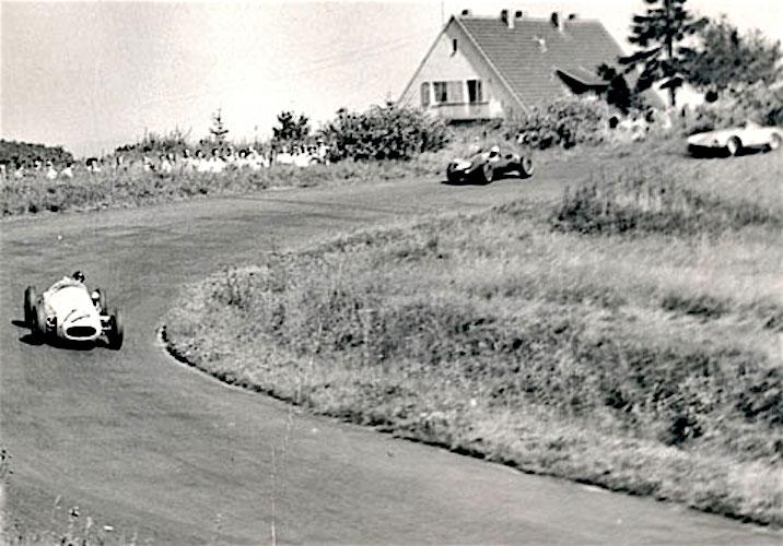 Hans Herrmann | Maserati 250F