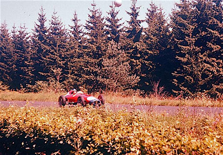 Mike Hawthorn | Lancia-Ferrari D50