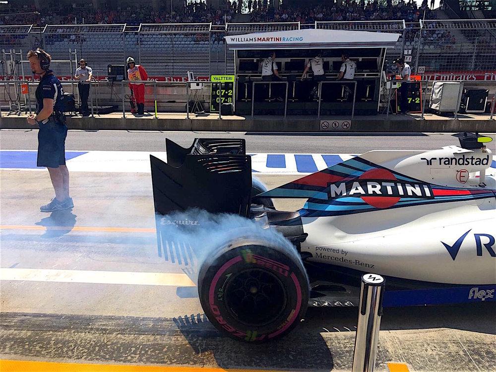 Salracing - Felipe Massa | Williams FW38