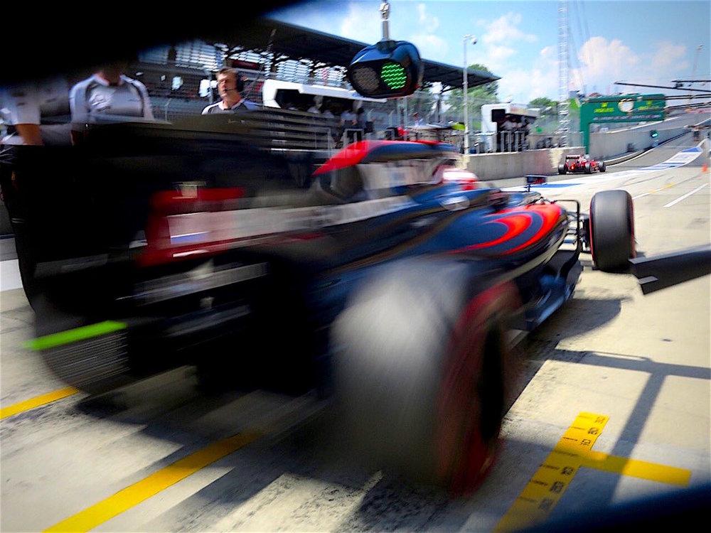 Salracing - Jenson Button | McLaren MP4-31