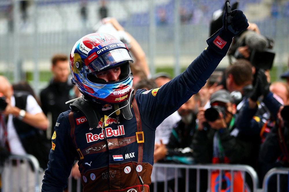 Salracing - Max Verstappen | Red Bull Racing RB12