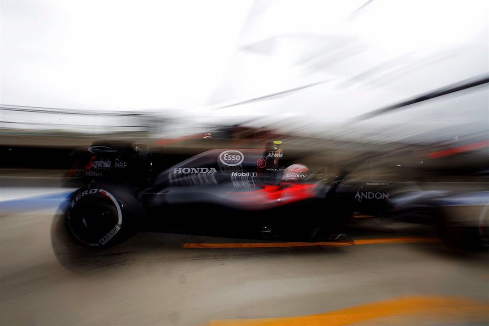 Salracing | Jenson Button | McLaren
