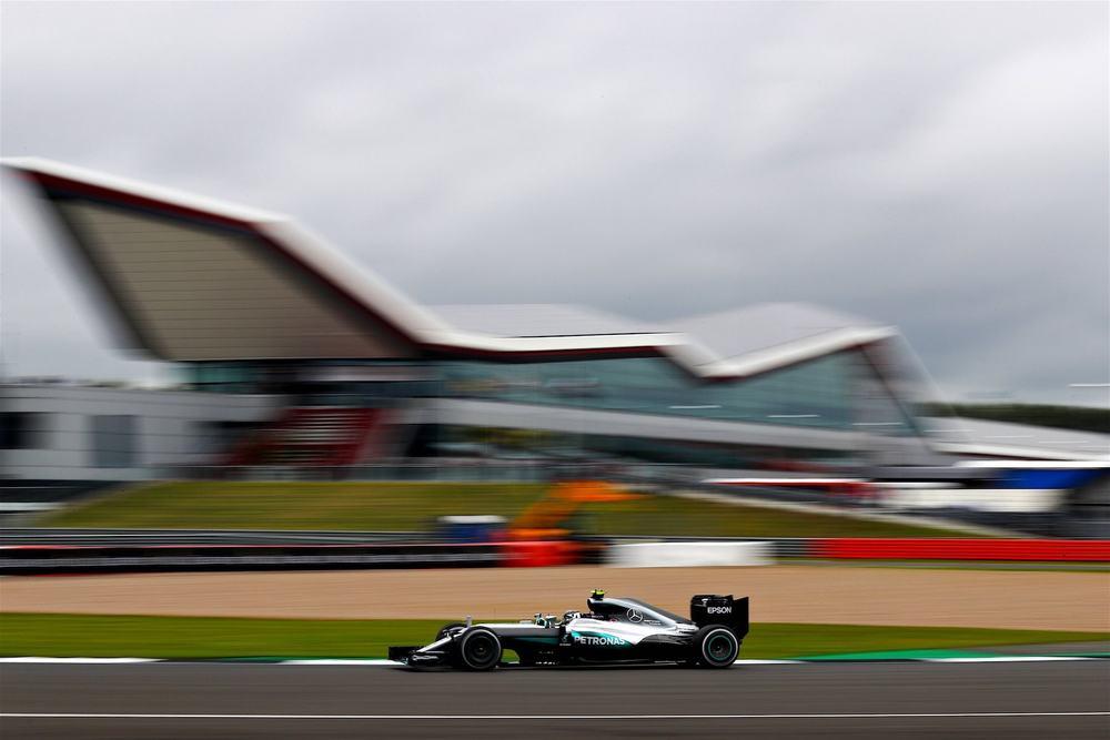 Salracing | Nico Rosberg | Mercedes AMG Petronas