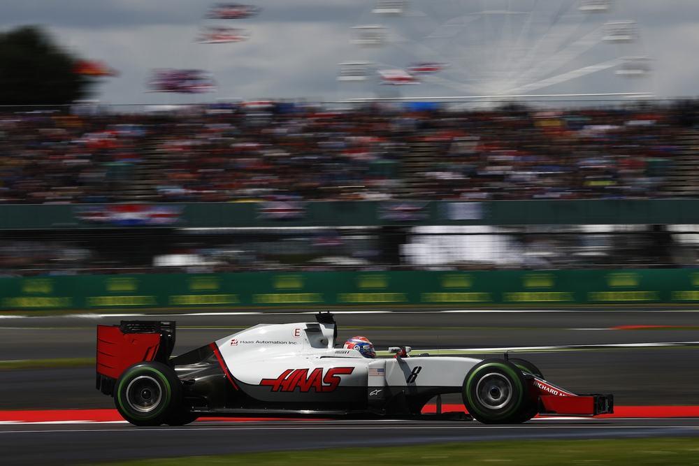 Salracing | Romain Grosjean | Haas F1 Team