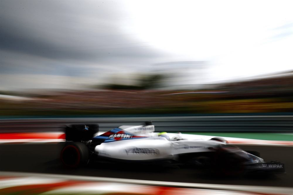 Salracing | Felipe Massa | Williams Martini Racing