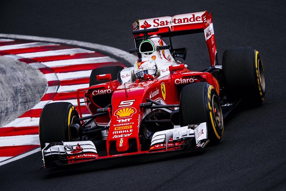 Salracing | Sebastian Vettel | Scuderia Ferrari