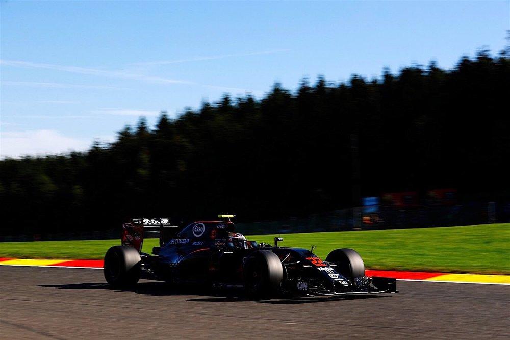 Salracing - Jenson Button | McLaren-Honda MP4-31