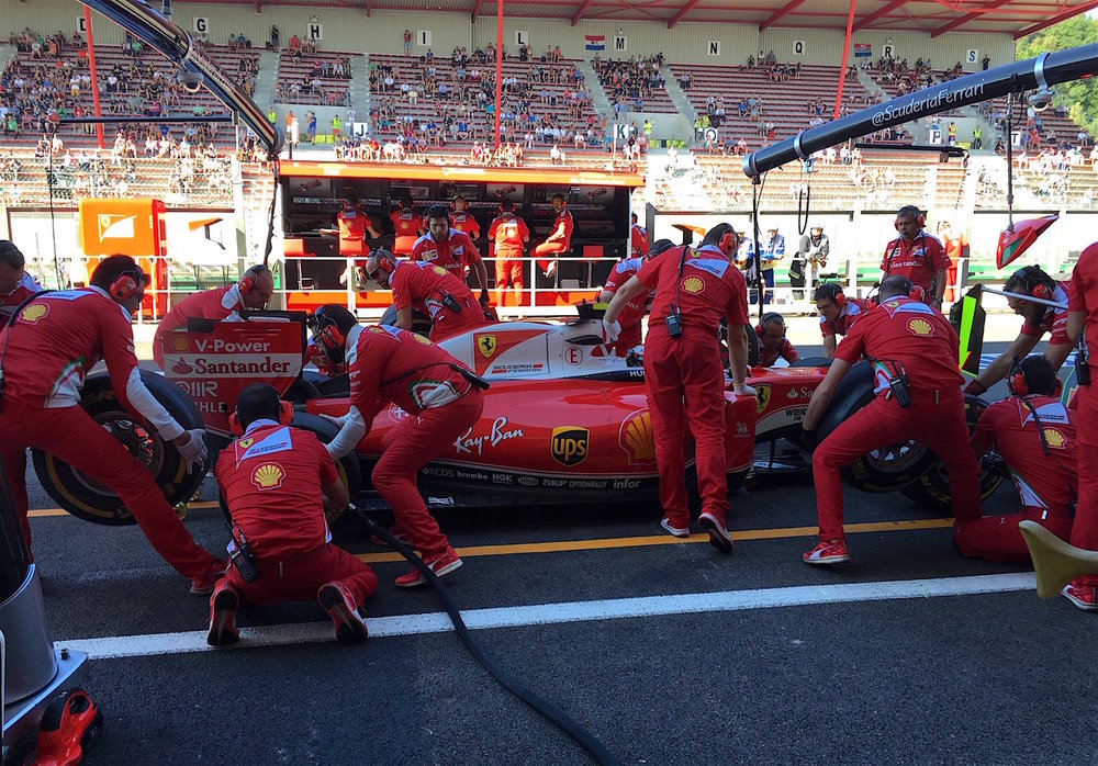 Salracing | Kimi Raikkonen | Scuderia Ferrari SF16-H