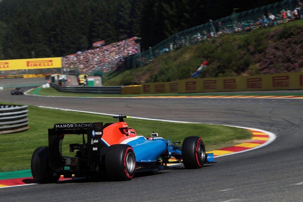 Salracing - Esteban Ocon | Manor Racing MRT05