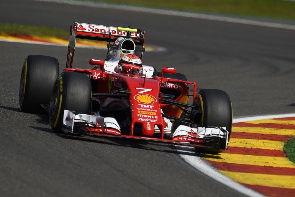 Salracing - Kimi Raikkonen | Scuderia Ferrari SF16-H