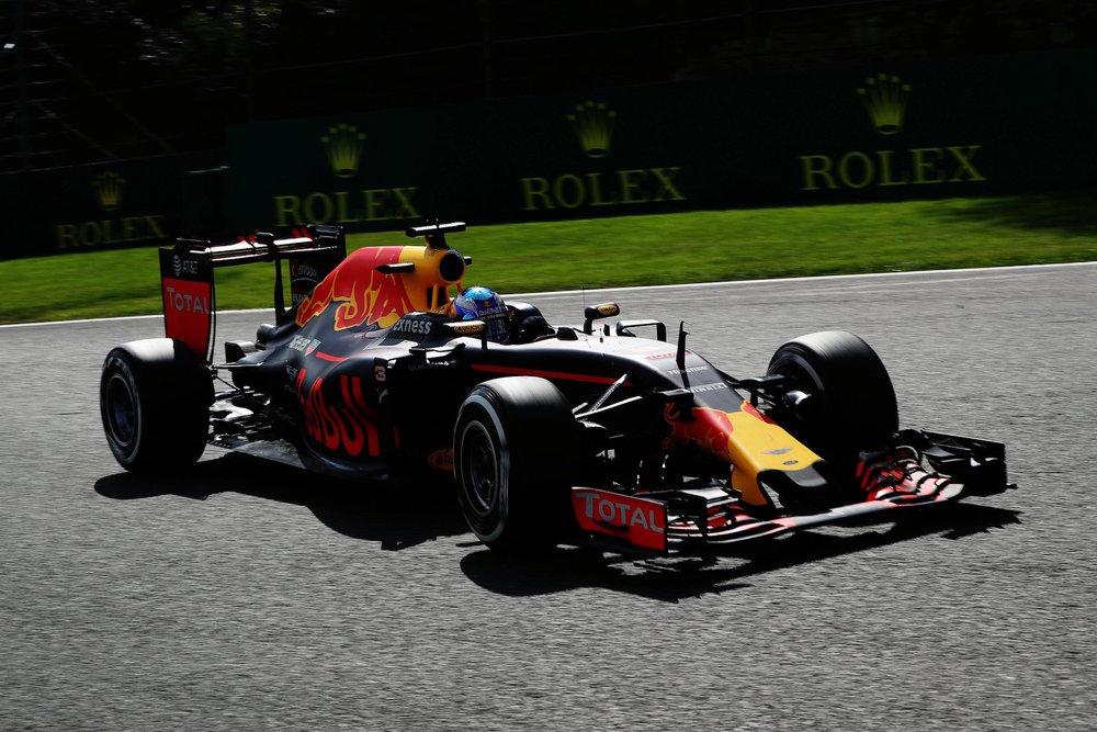 Salracing - Daniel Ricciardo | Red Bull RB12