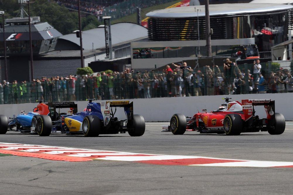 Salracing - Felipe Nasr | Sauber C35