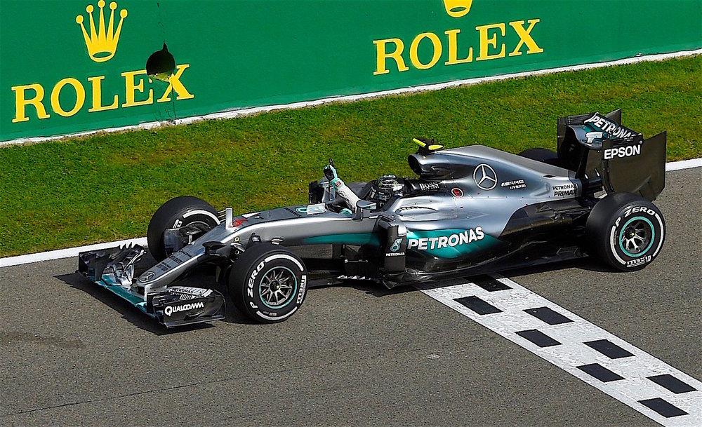 Salracing - Nico Rosberg | Mercedes W07