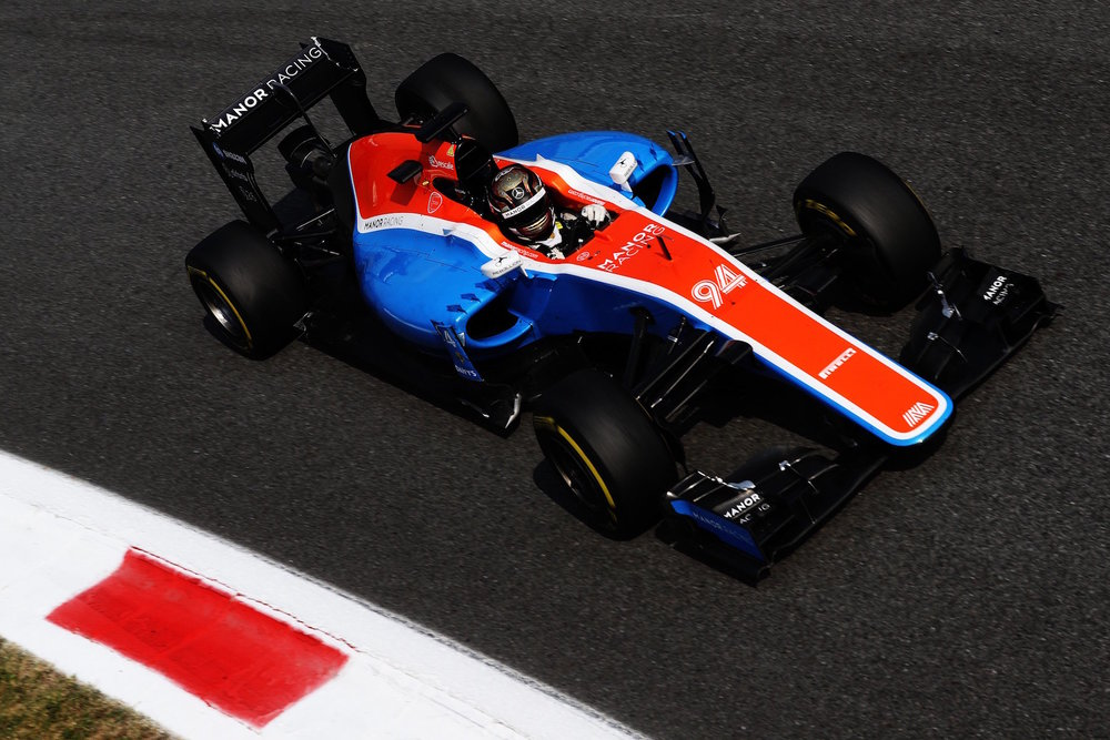 Salracing - Pascal Wehrlein | Manor Racing
