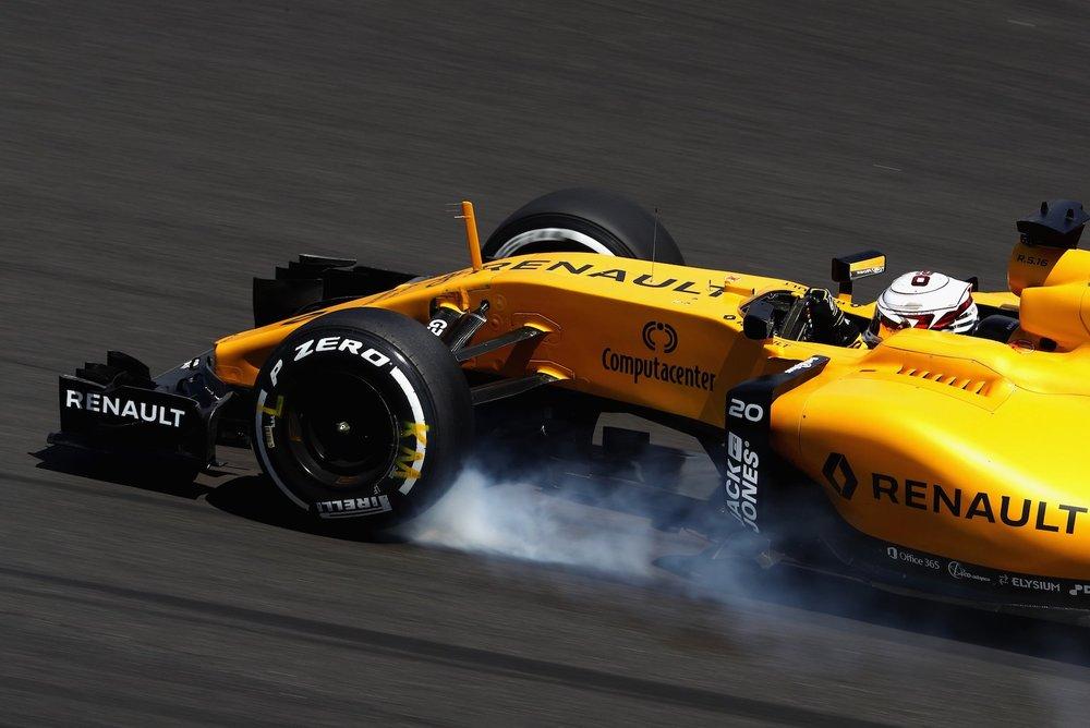 Salracing - Kevin Magnussen | Renault Sport F1