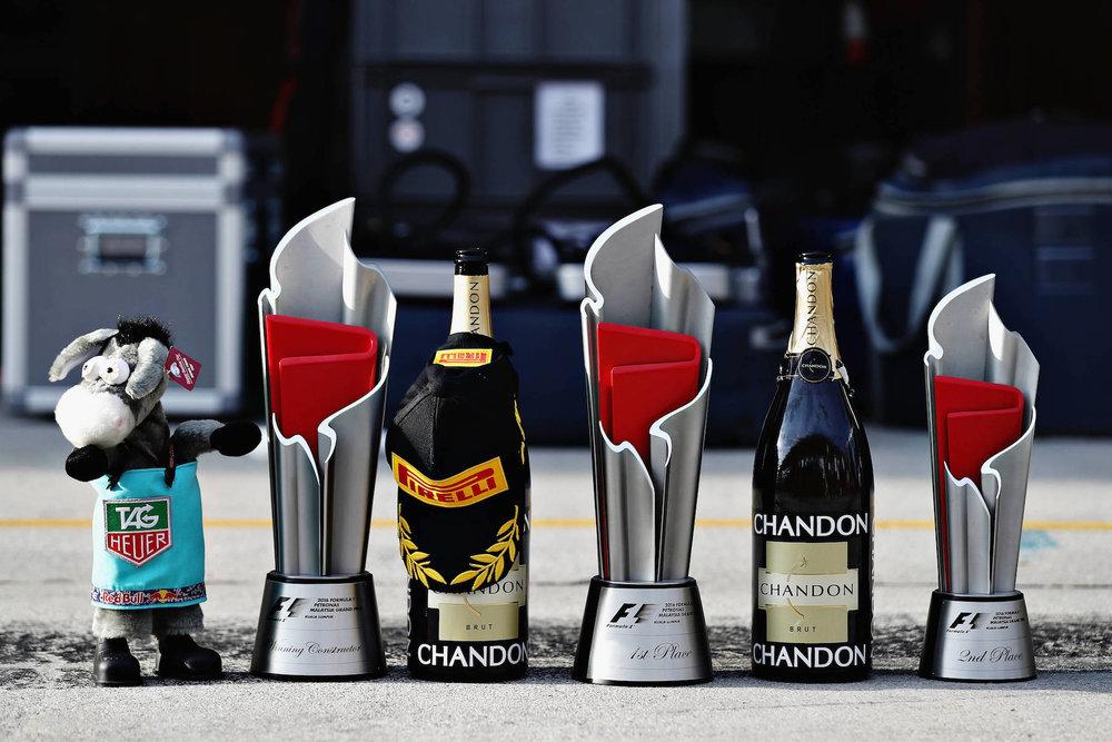 Salracing - Malaysia GP Trophies