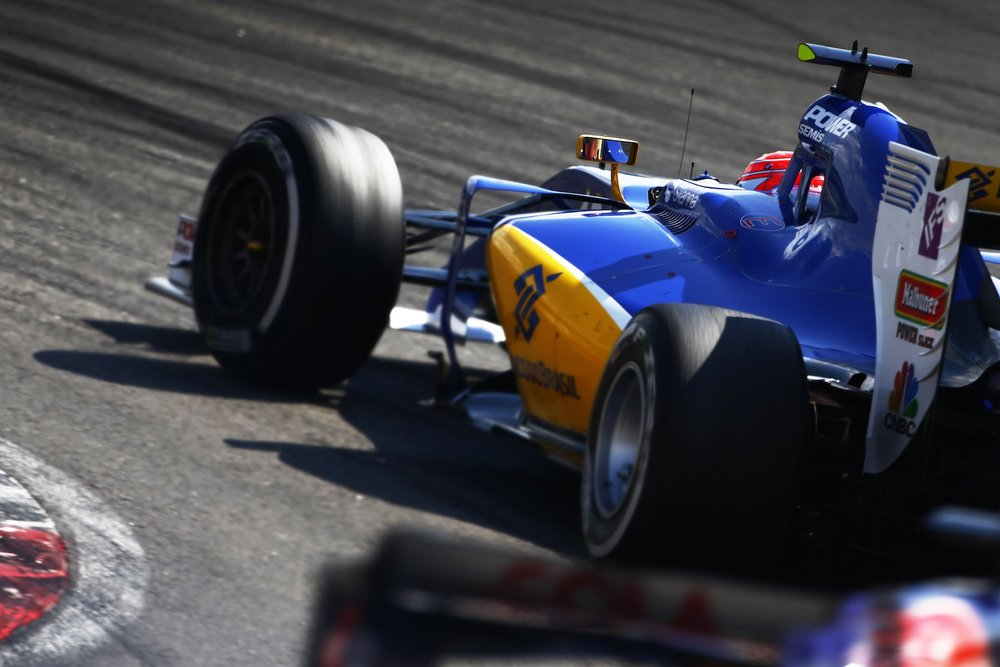 Salracing - Felipe Nasr | Sauber F1 Team