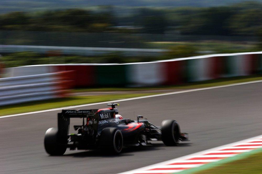 Salracing - Jenson Button | McLaren-Honda