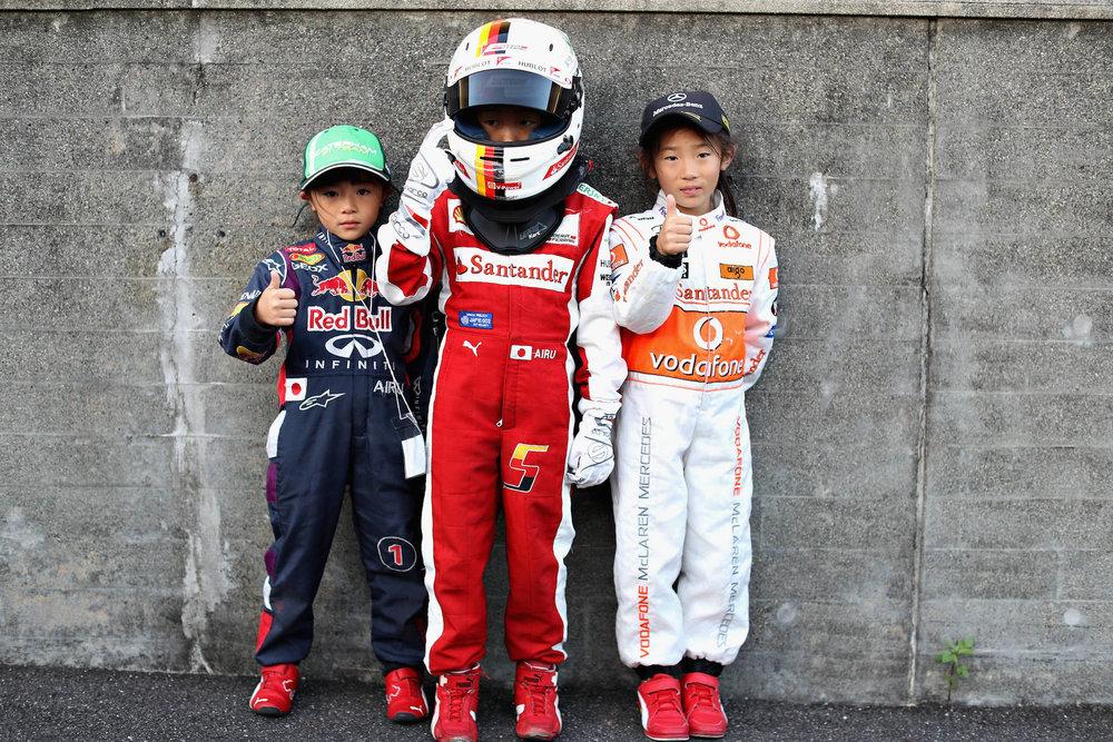 Salracing - Japanese little fans