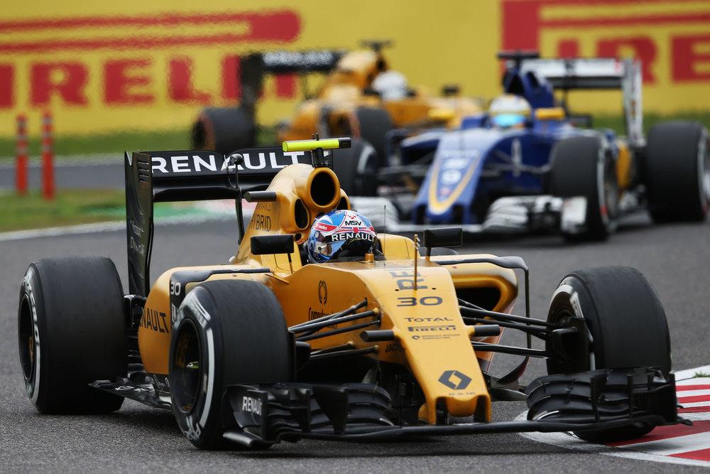 Salracing - Jolyon Palmer | Renault Sport F1