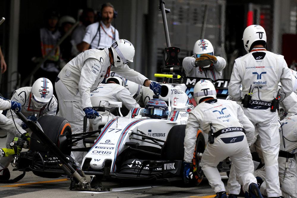 Salracing - Williams F1 Team