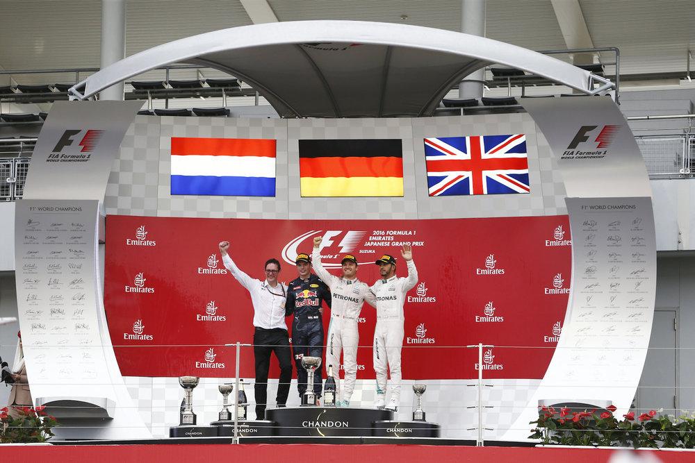 Salracing - 2016 Japanese Grand Prix podium