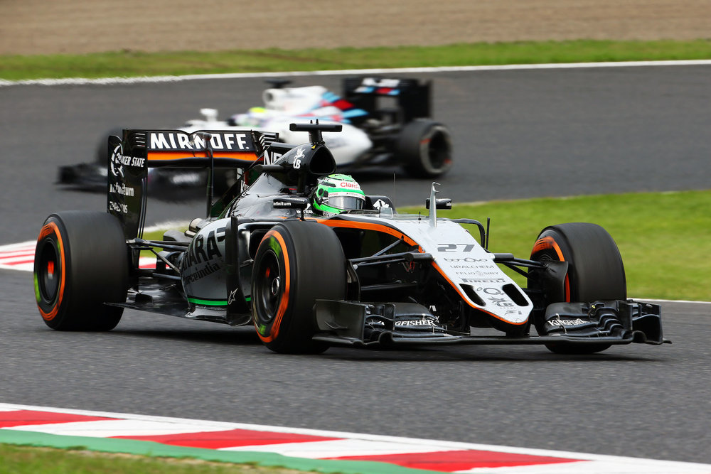 Salracing - Nico Hulkenberg | Sahara Force India F1 Team