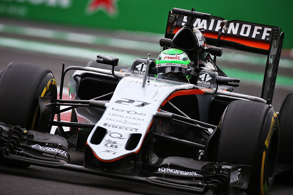 Salracing - Nico Hulkenberg | Sahara Force India