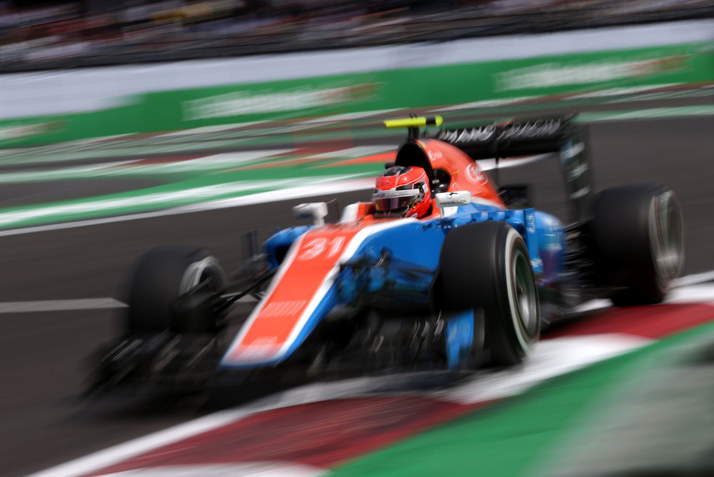 Salracing - Esteban Ocon | Manor Racing