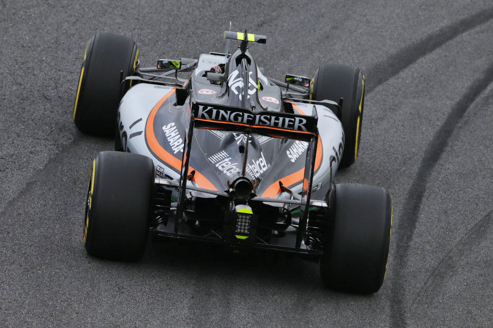 Salracing - Sergio Perez | Sahara Force India
