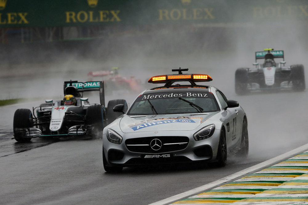 Salracing - Safety Car