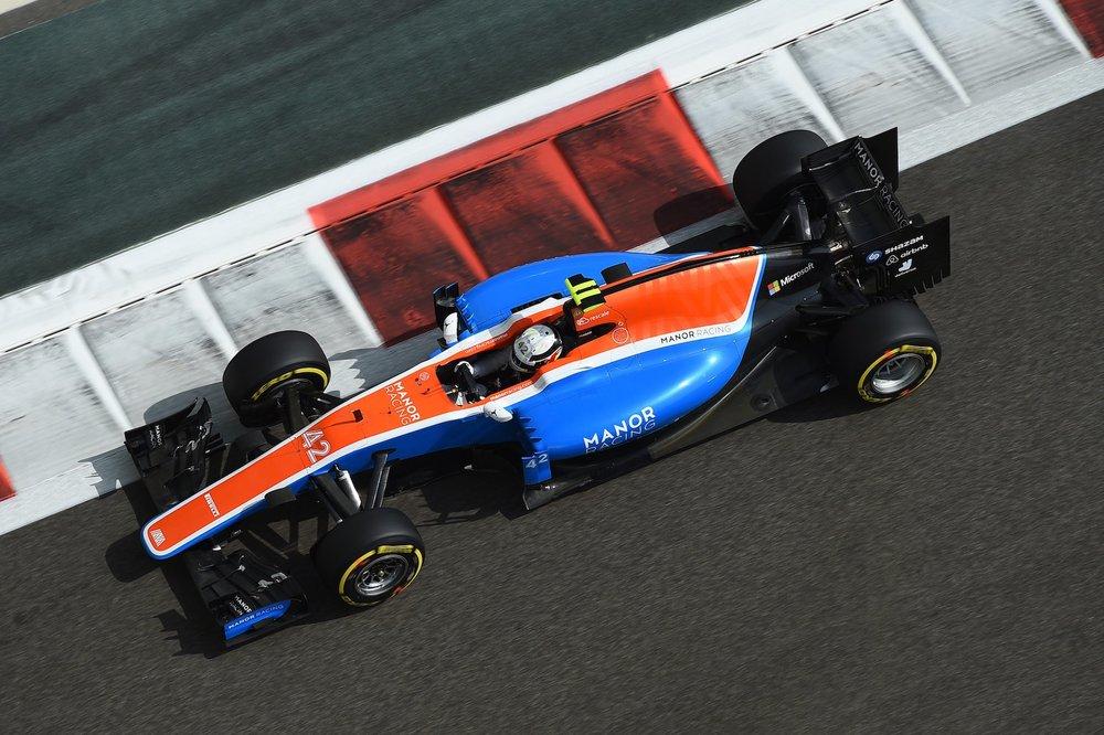 Salracing - Jordan King | Manor Racing