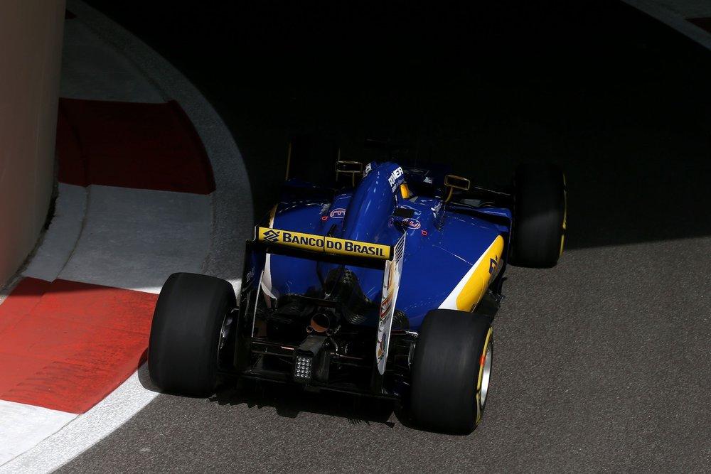 Salracing - Marcus Ericsson | Sauber F1 Team