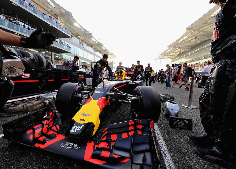 Salracing - Daniel Ricciardo | Red Bull Racing