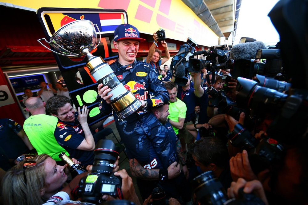 🇪🇸 Spanish Grand Prix winner: 🇳🇱 Max Verstappen