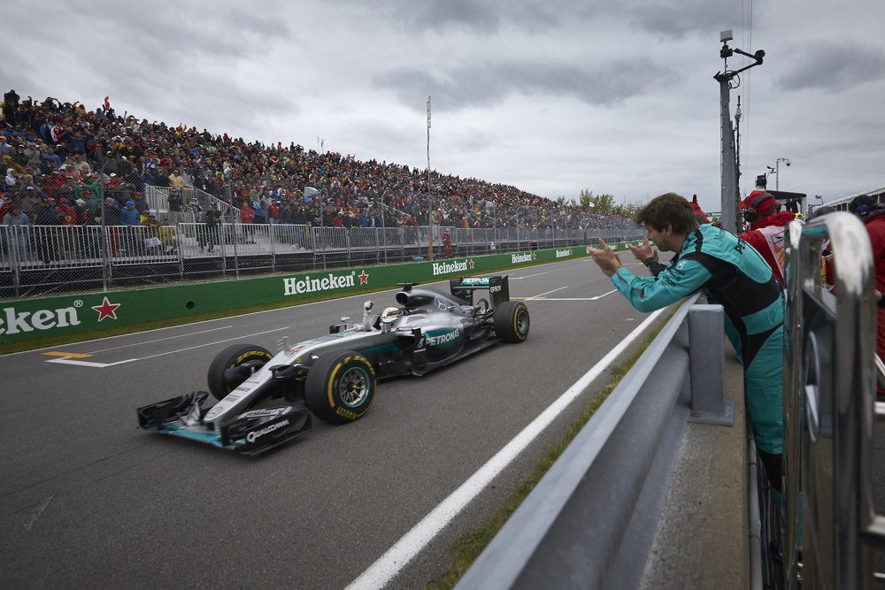 🇨🇦 Canadian Grand Prix winner: 🇬🇧 Lewis Hamilton