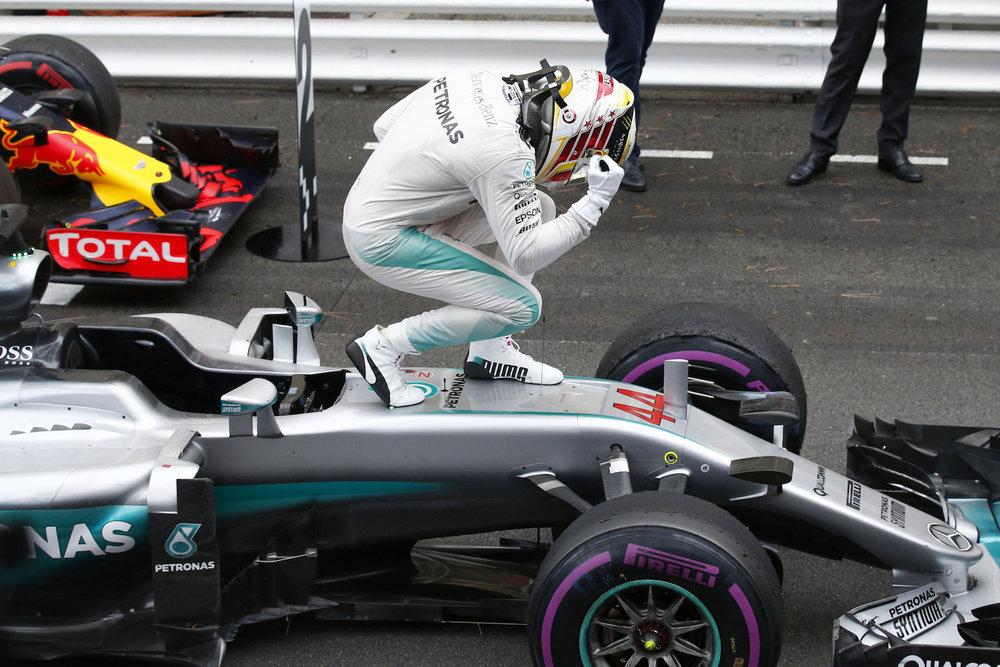 🇲🇨 Monaco Grand Prix winner: 🇬🇧 Lewis Hamilton