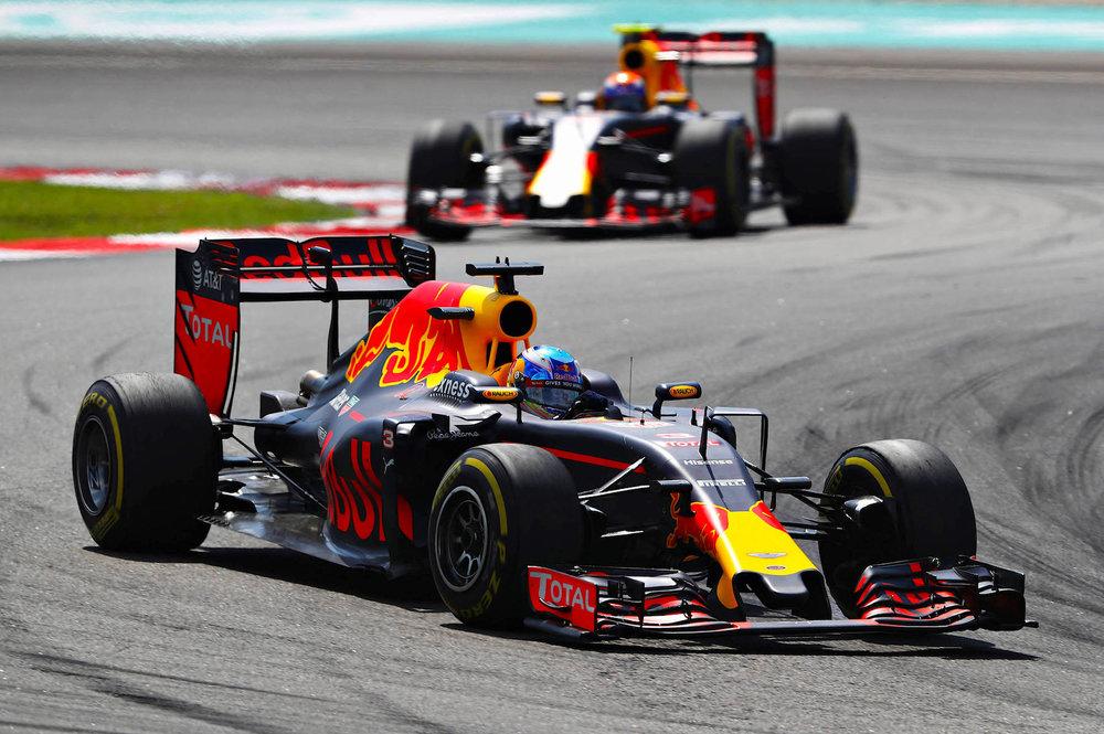 🇲🇾 Malaysian Grand Prix winner: 🇦🇺 Daniel Ricciardo