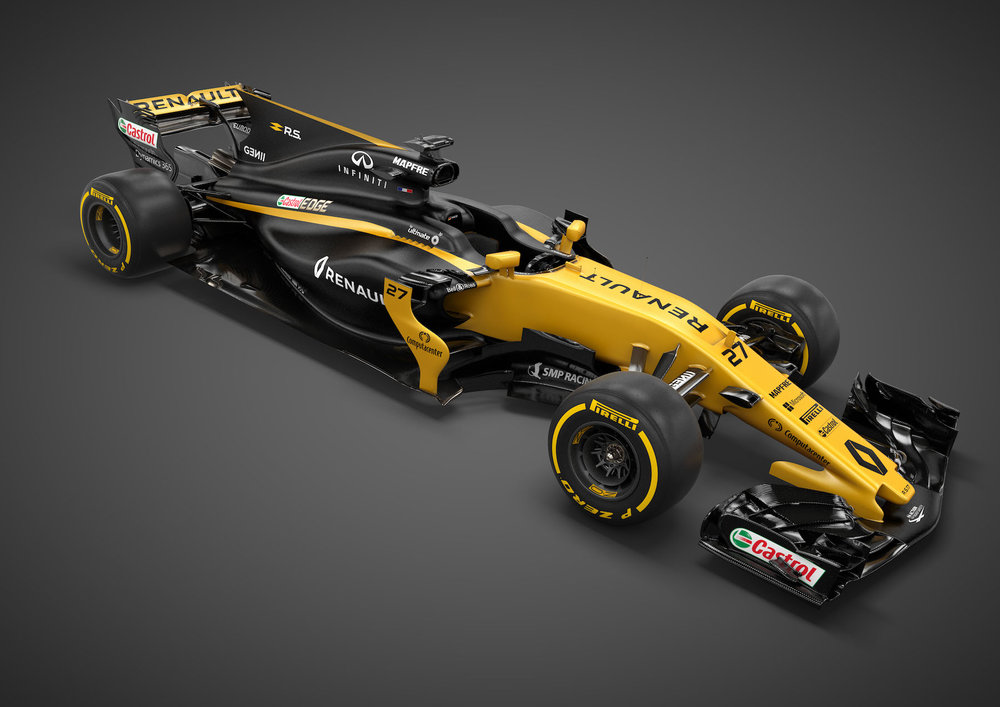 Salracing | Renault RS17 3